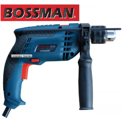 "BOSSMAN BB13RE 600W 1/2"" Impact Drill Set High Quality Drilling Machine"