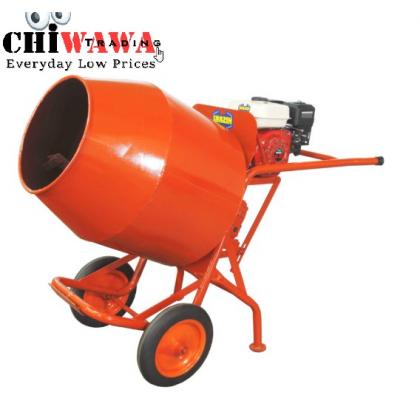 HISAKI Mini Concrete Mixer YMM350 WITH Robin Petrol Engine EY20 5HP